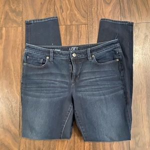 Loft Modern Skinny Jeans